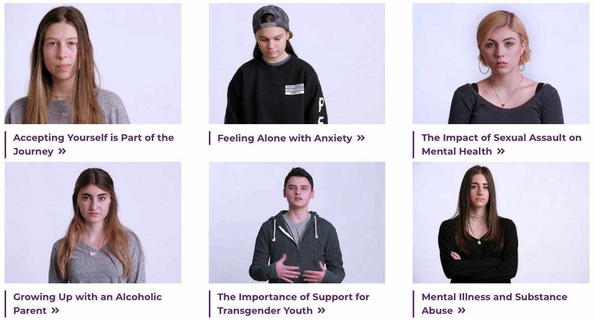 Stories of Mental Health