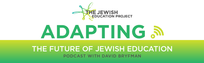 Logo for Adapting The Future of Jewish Education