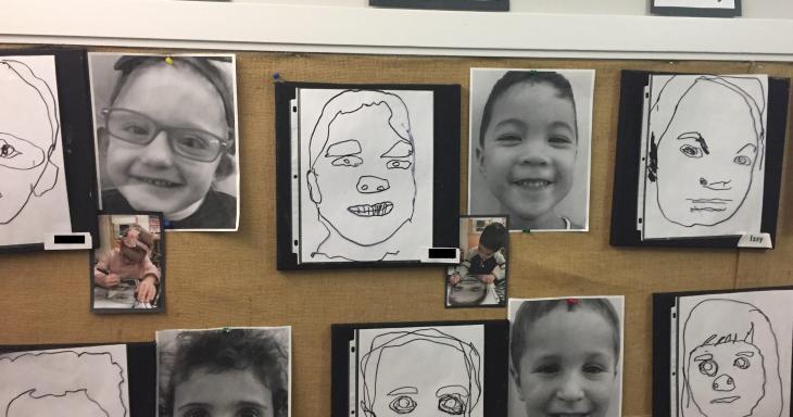 Beth El documentation board