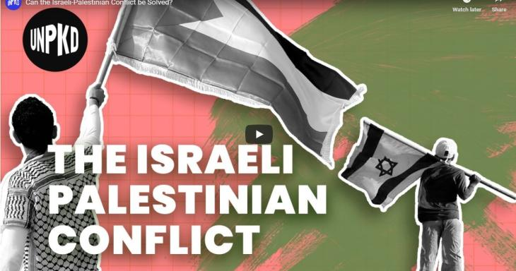 Israel Palestinian Conflict Image