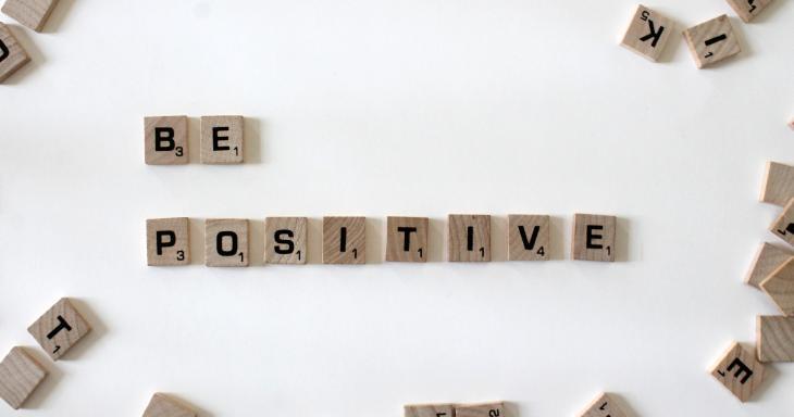 Positive Thinking, Gratitude, Gemilut Chasadim Image