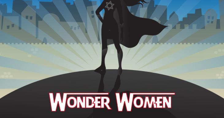 Wonder Women of Israel Image