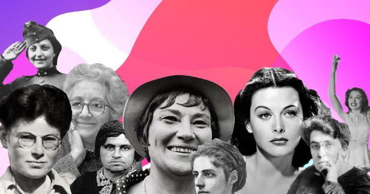 10 Jewish Women