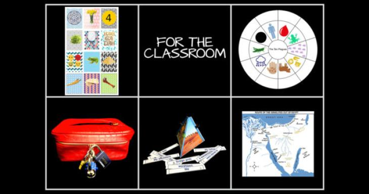 Passover Breakout Box for 4th-6th Grades preview