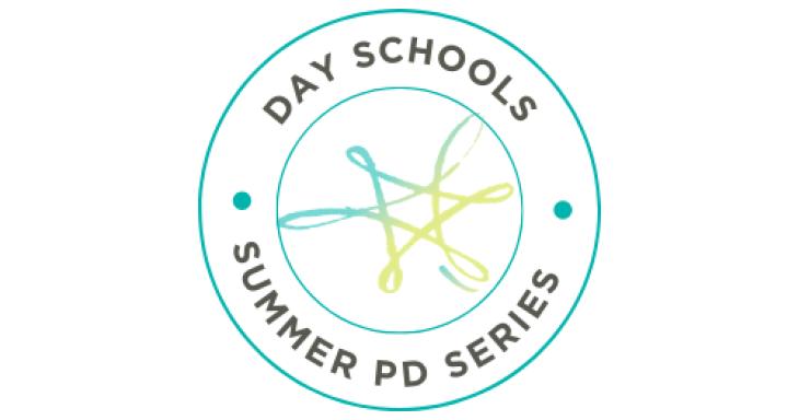 Day Schools Summer PD Series Logo