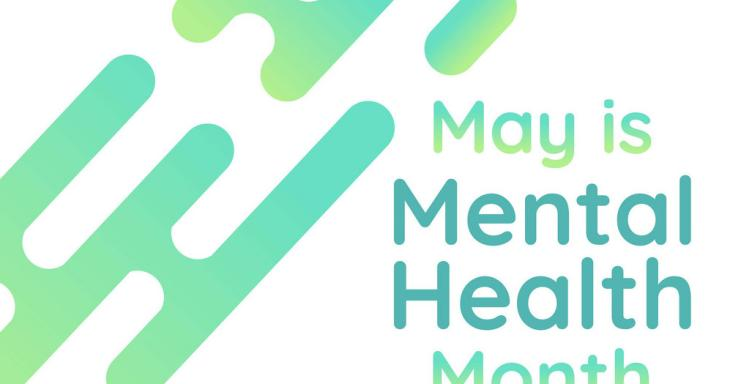 May Mental Health month cover