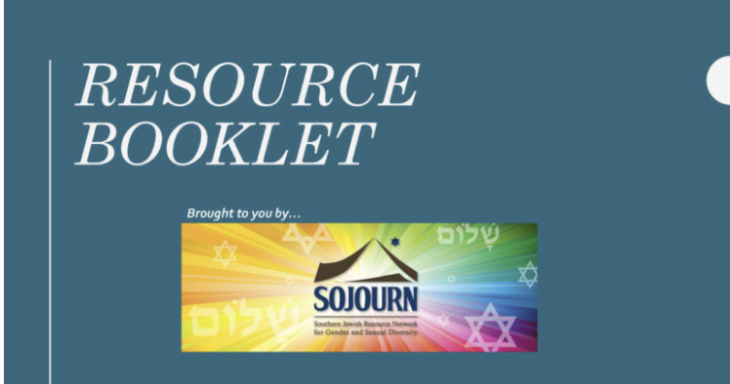 Sojourn Resource Booklet Cover