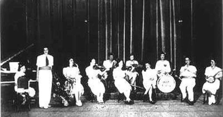 Women's Orchestra at Auschwitz