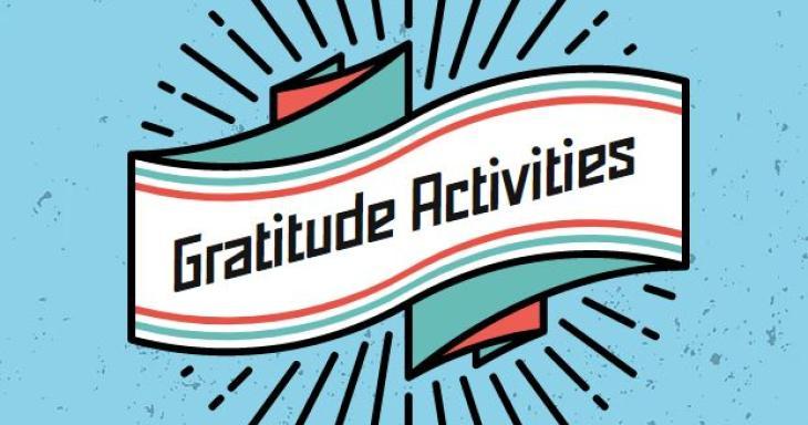 Days of Gratitude Activities