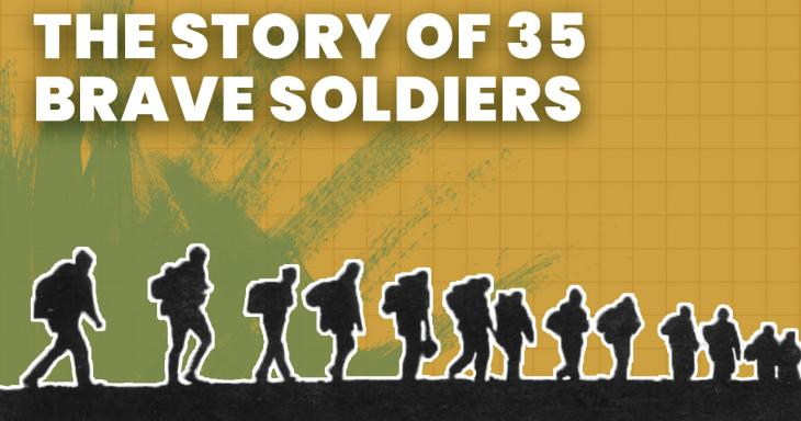 HaLamed Heh: The 35 Soldiers Who Never Returned Home