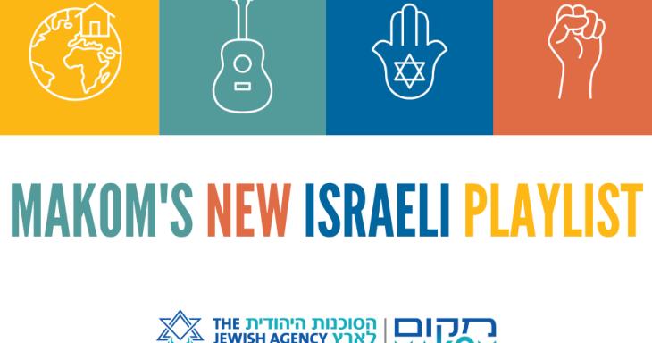 Zimrat Ha'aretz: Makom's New Israel Playlist