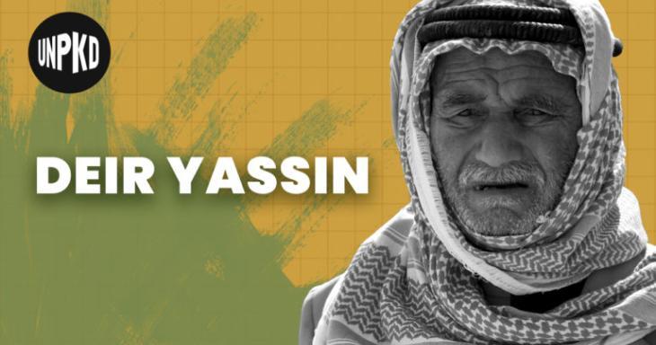 What is Deir Yassin?