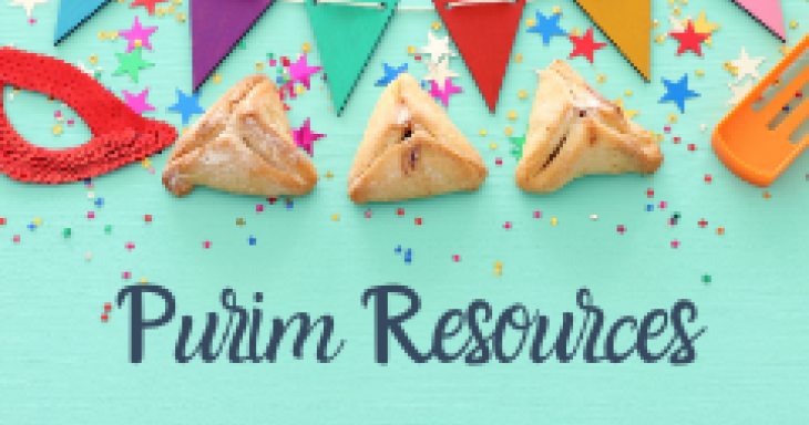Purim Resources