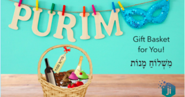 Creative Resources for Purim on Ji Tap