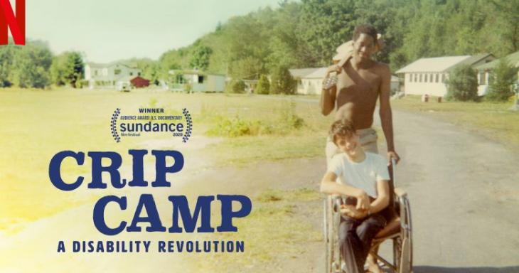 Crip Camp - A Disability Revolution