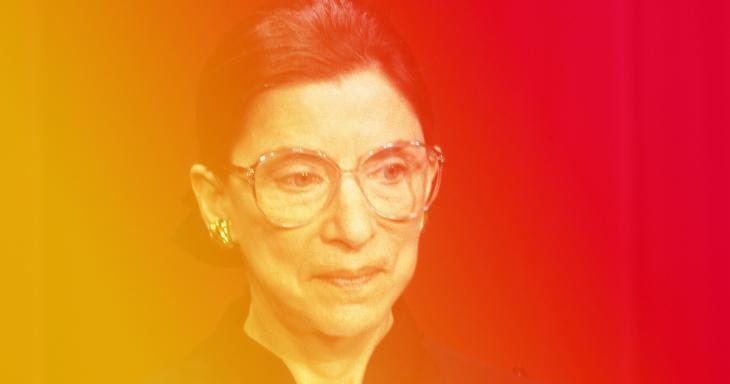 Ruth Bader Ginsburg: Interview & More!