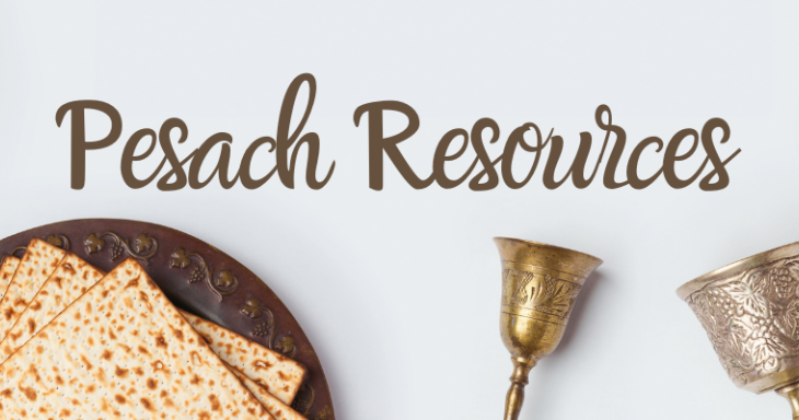 Imagine Me at the First Pesach