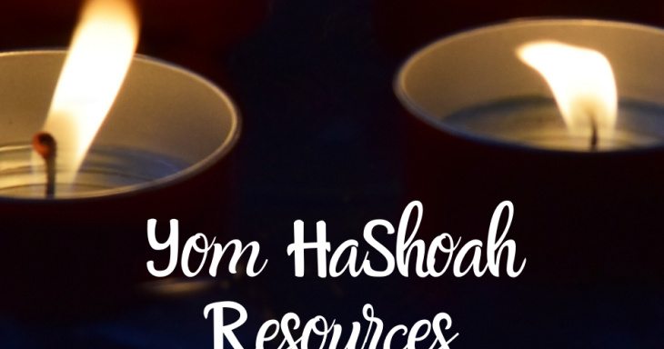 Yom HaShoah Resources