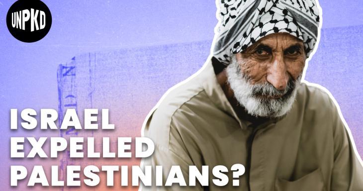 Did Israel Expel Palestinian Arabs?