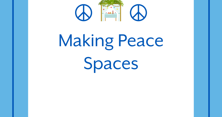 Making Peace Spaces