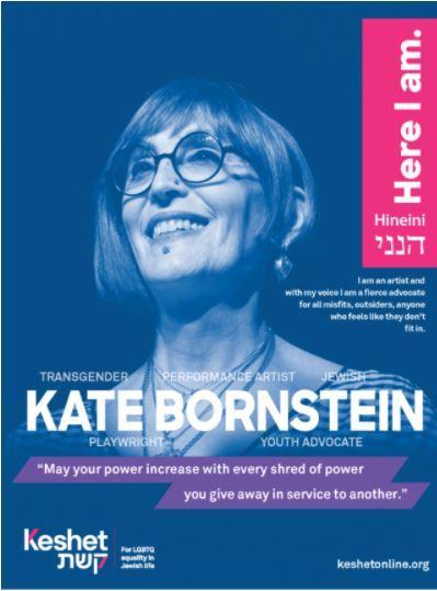 Kate Bornstein Poster