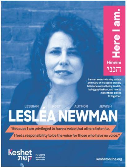 Poster of Leslea Newman