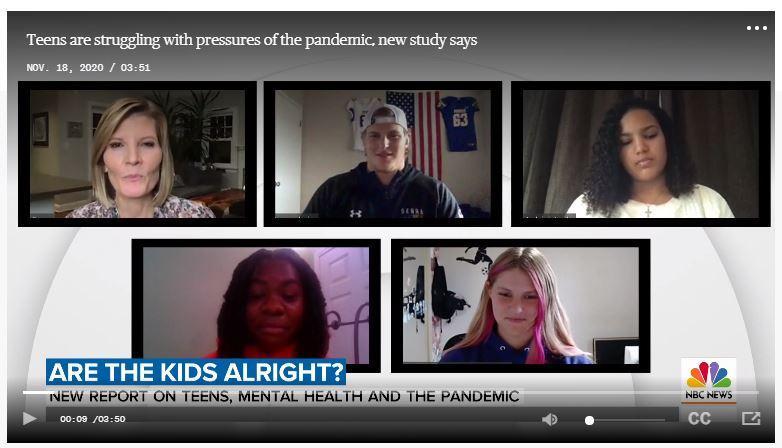 Teens, Screen Time, and Mental Health