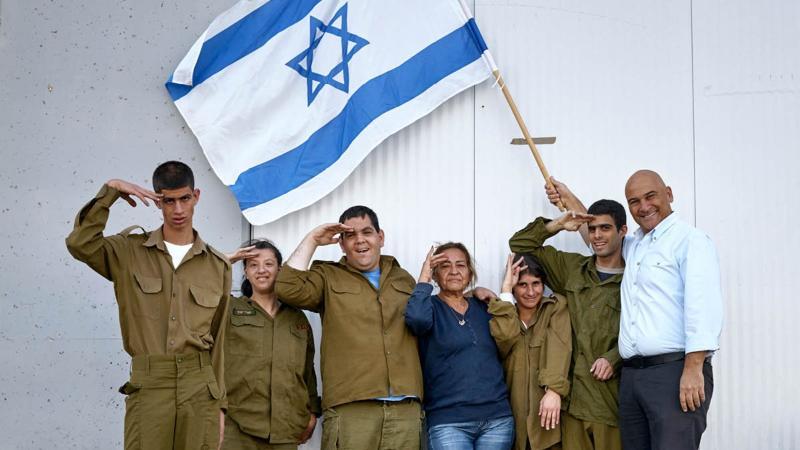IDF Special in Uniform unit