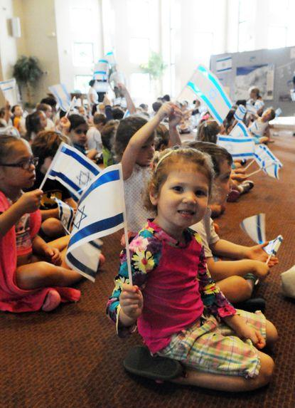 Teaching Israel to Young Children