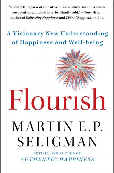 Flourish by Martin Seligman Book Cover