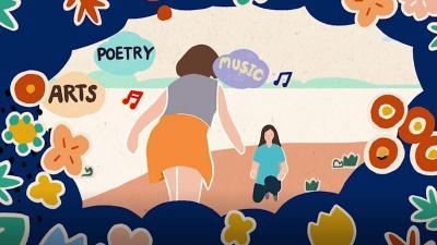 Arts-based Jewish Education Animation