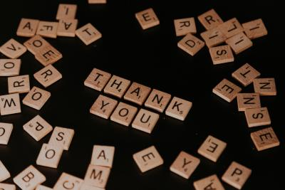 Gratitude Brings Happiness Image