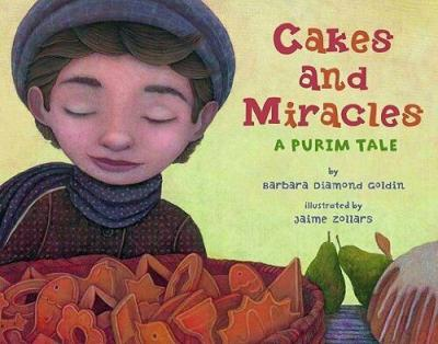 Cakes and Miracles: A Purim Tale book cover