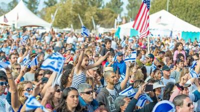Happy Yom HaAtzma'ut - Let's Celebrate!