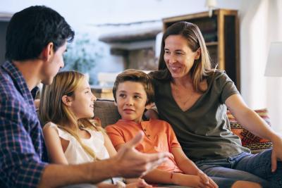 Exploring Israel Ba'Bayit - At Home With Family