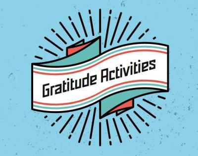 Days of Gratitude Activities