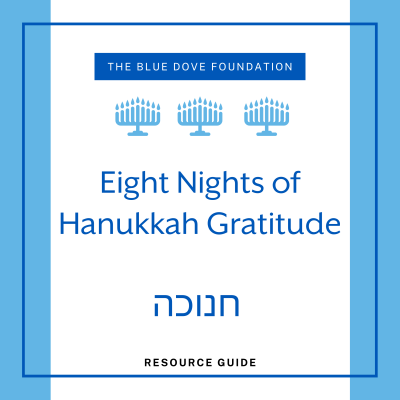 8 Nights of Hanukkah Gratitude