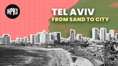 Tel Aviv: Israel's Cultural and Financial Capital