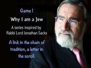 Interactive Ji Tap Games Featuring Rabbi Sacks