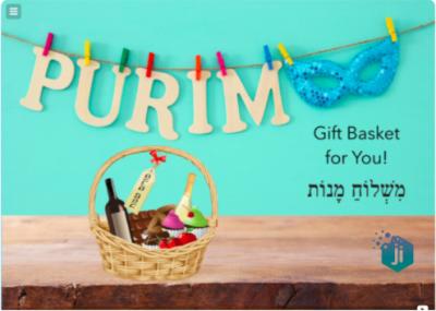 Creative Resources for Purim on Ji Tap