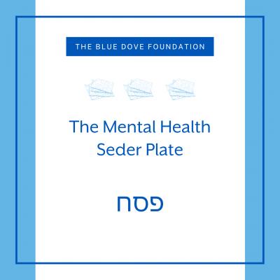 The Mental Health Seder Plate
