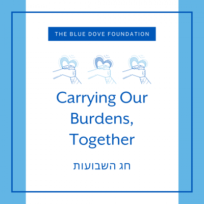 Carrying Our Burdens, Together